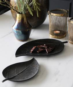 Bilde av Leaf metallfat small