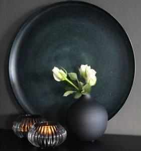 Bilde av Vase matt sort Yamp