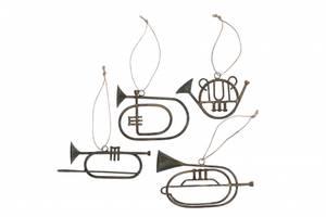 Bilde av 4 Instrumenter i rust stor