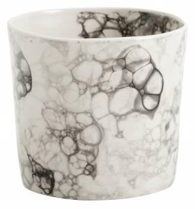Bilde av Vase/kopp marmor-look
