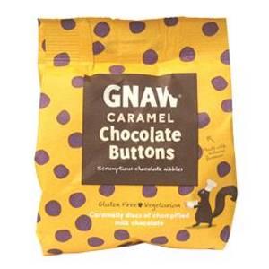 Bilde av Gnaw Caramel Choc Buttons