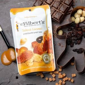 Bilde av Salted Caramel Chocolate Nut