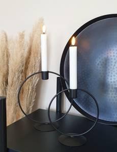 Bilde av Led-lys hvite kronelys 2-pk