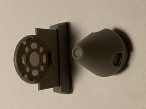 Image of HA-1112 M1L Pointed Spinner