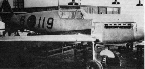 Messerschmitt ME109E-1 with Hispano Suiza Engine, Resin Conversi