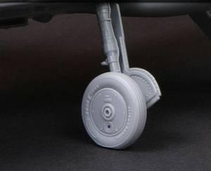 Image of 1/32 BF109/Buchon Modern Wheels
