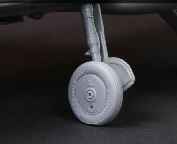 1/32 BF109/Buchon Modern Wheels