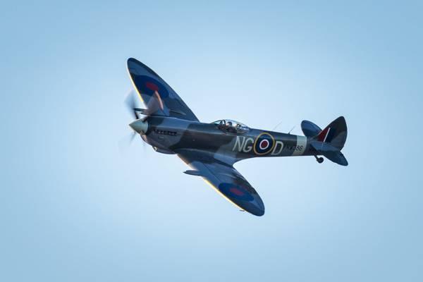 1/24 Supermarine Spitfire Mk XVIe Resin Conversion Kit