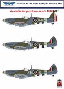 Supermarine Spitfire Mk IXe Resin Conversion Kit