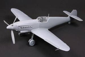 Image of Hispano HA-1109 K1L Tripala Resin Conversion Kit
