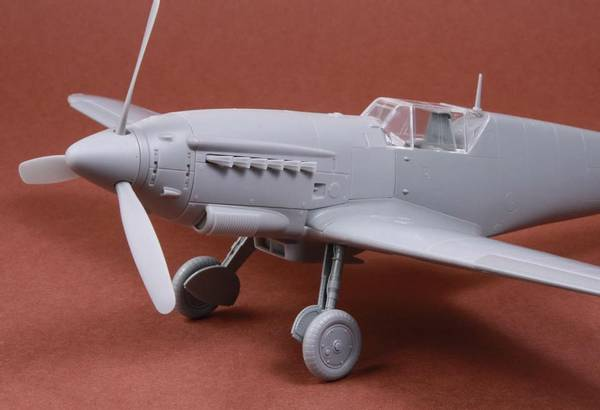 Hispano HA-1109 K1L Tripala Resin Conversion Kit