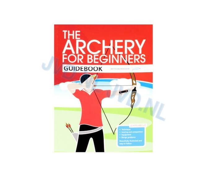 Bilde av Archery for beginners guidebook.