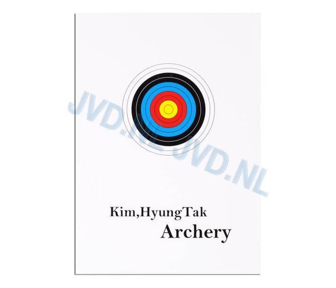 Bilde av The Archery book