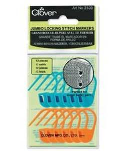 Bilde av Jumbo Locking Stitch Markers