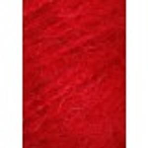 Bilde av Børstet Alpakka 4219 Rød