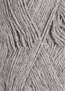 Bilde av Mini Alpakka 1042 Gråmelert