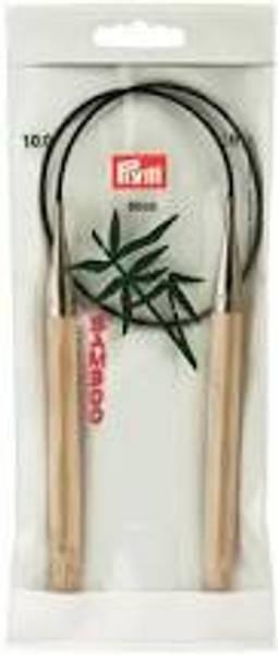 10.0 Bamboo Rundpinner, 80cm
