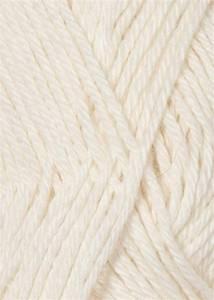 Bilde av Alpakka 1001 optisk  hvit
