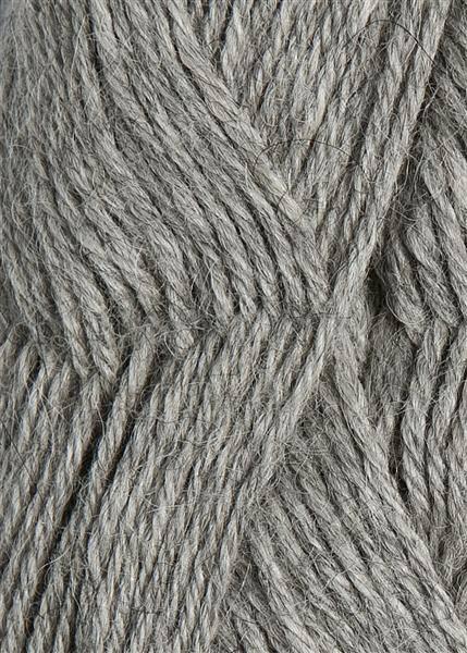 Alpakka 1042 gråmelert