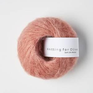 Bilde av Soft Silk Mohair - Flamingo