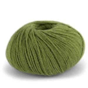 Bilde av Alpakka Wool 518 Lindegrønn