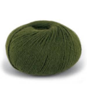 Bilde av Alpakka Wool 522 Mørk oliven