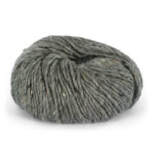 Bilde av Alpakka Tweed 102 Mørk grå