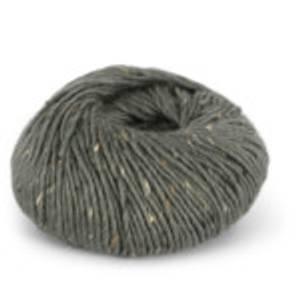 Bilde av Alpakka Tweed 103 Grågrønn