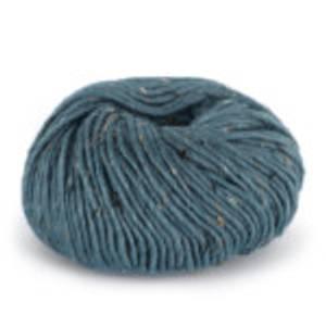 Bilde av Alpakka Tweed 104 Blå