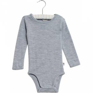 Bilde av  Wheat Body Plain Wool LS