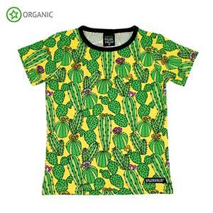 Bilde av  Villervalla T-skjorte Cactus