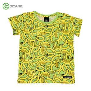Bilde av  Villervalla T-skjorte Banana