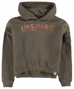 Bilde av  Garcia Sweat Inspire hoodie