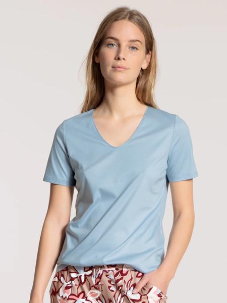 Bilde av Calida T-Skjorte Blue Fog