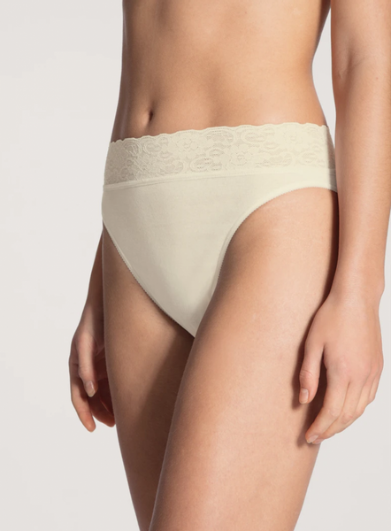 Bilde av Calida Brief/Slip Off White