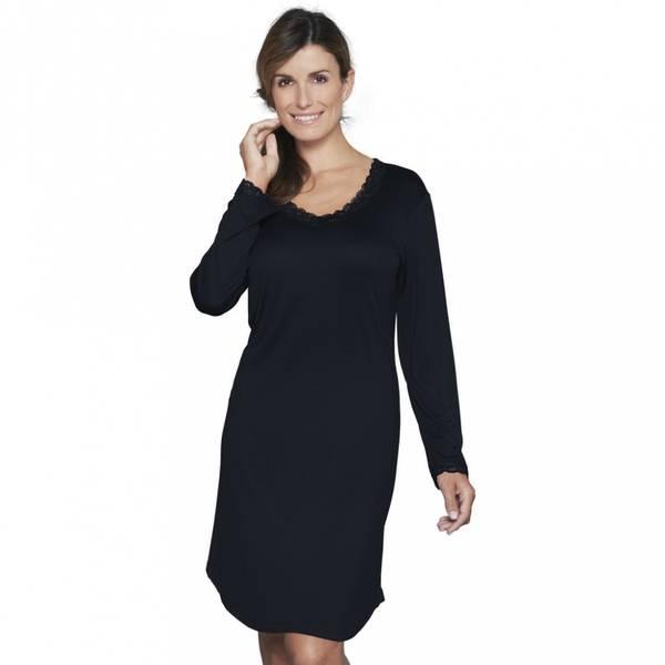 Bilde av Lady Avenue Silk Jersey Nightgown Long S