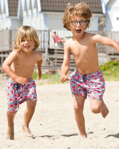 Bilde av Saltabad Watermelon Kids Shorts Boys