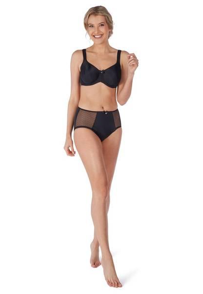 Bilde av Huber Minimizer BH Body Couture Svart