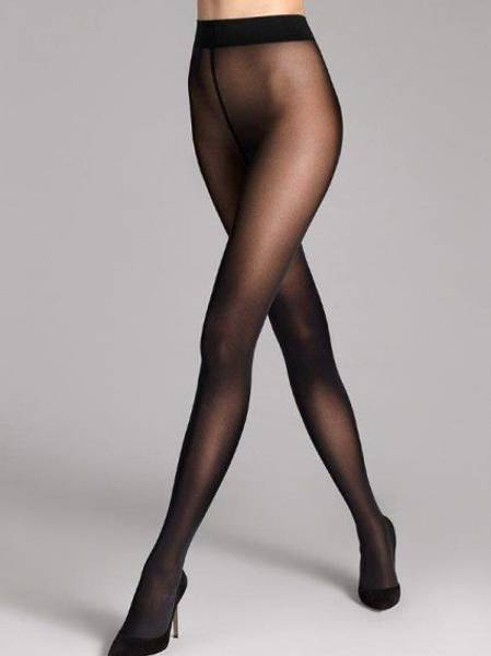 Bilde av Wolford Pure 50 Tights Black
