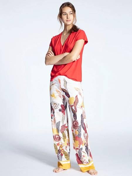 Bilde av Calida T-shirt Summer Red