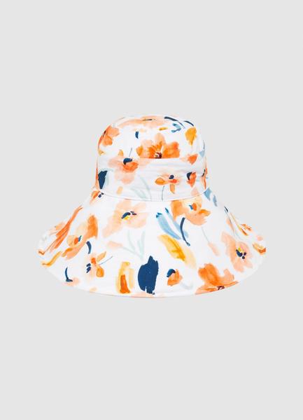 Bilde av Seafolly Summer Memoirs Soft Hat White