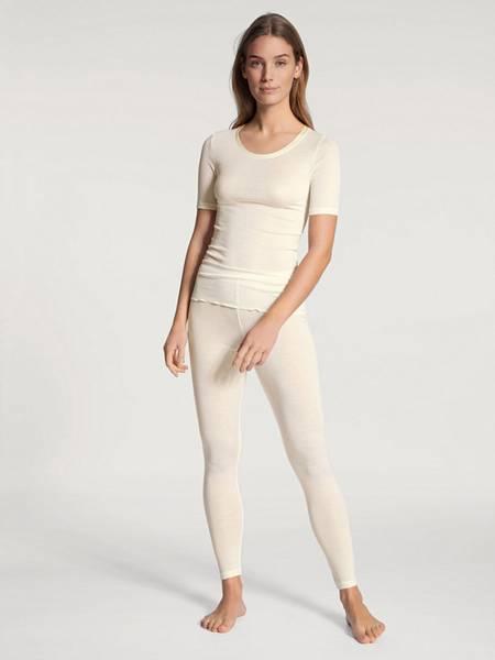 Bilde av Calida True Confidence T-Shirt Off White