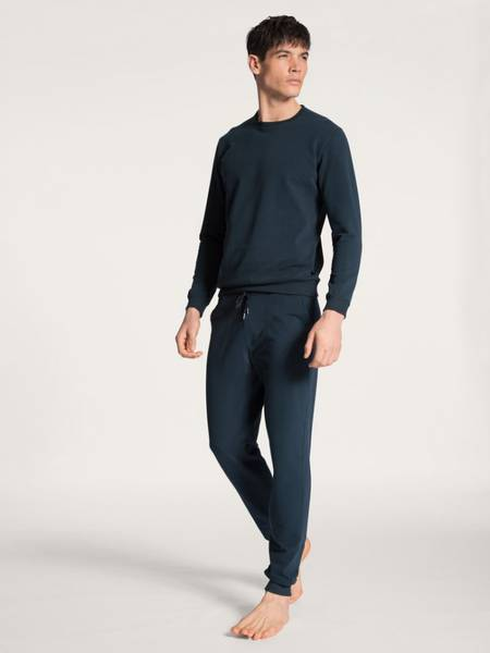 Bilde av Calida Basic Sweatpants Marine