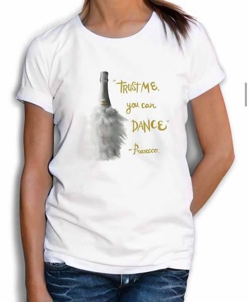 Bilde av Cotton9 T-Skjorte Trust Me
