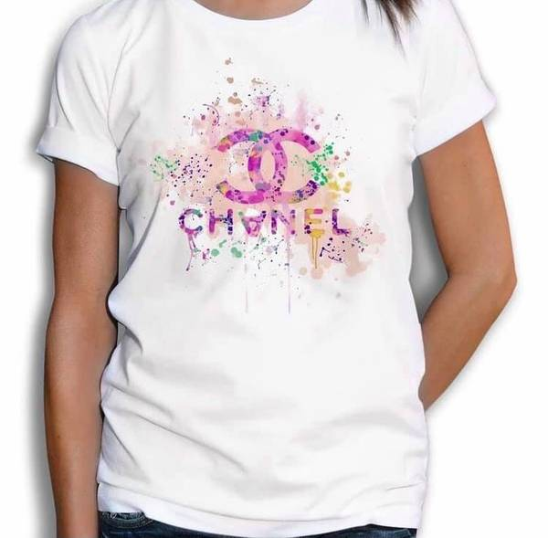Bilde av Cotton9 T-Skjorte Pink