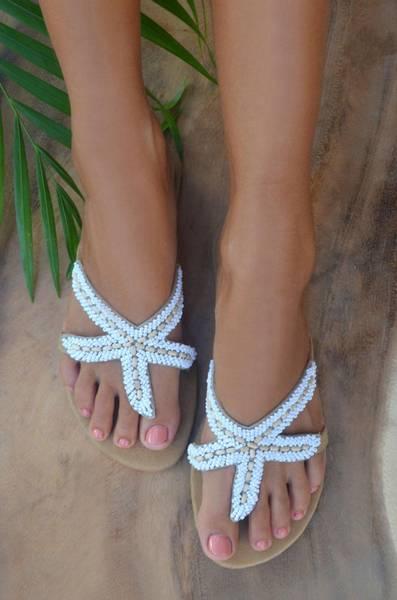 Bilde av Hot Lava Starfish Sandaler Sand