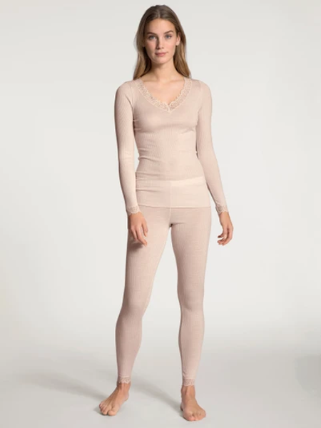Bilde av Calida Joy Long Sleeve Creamy