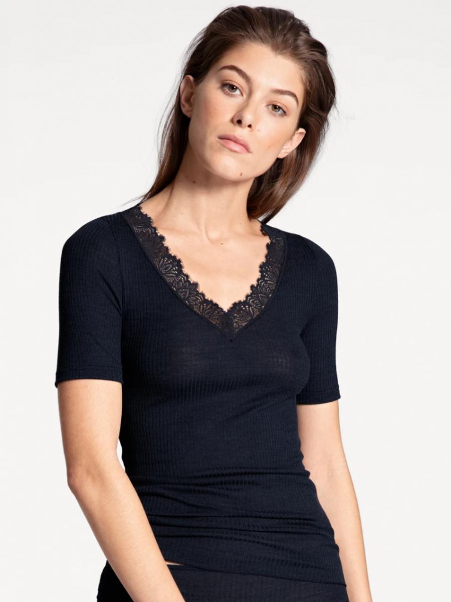 Calida Joy Short Sleeve Dark Lapi