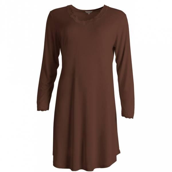 Bilde av Lady Avenue Silk Jersey Nightgown Long