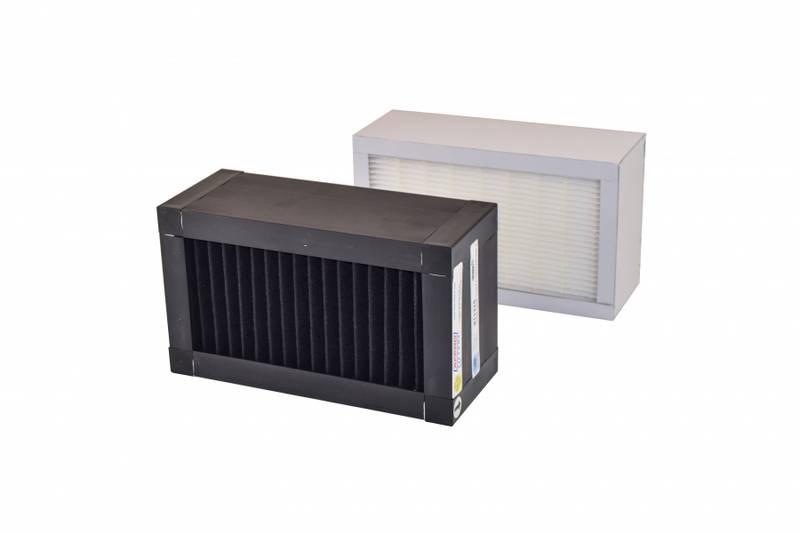 Ensy AHU 300 H Duo filter, komplett filtersett